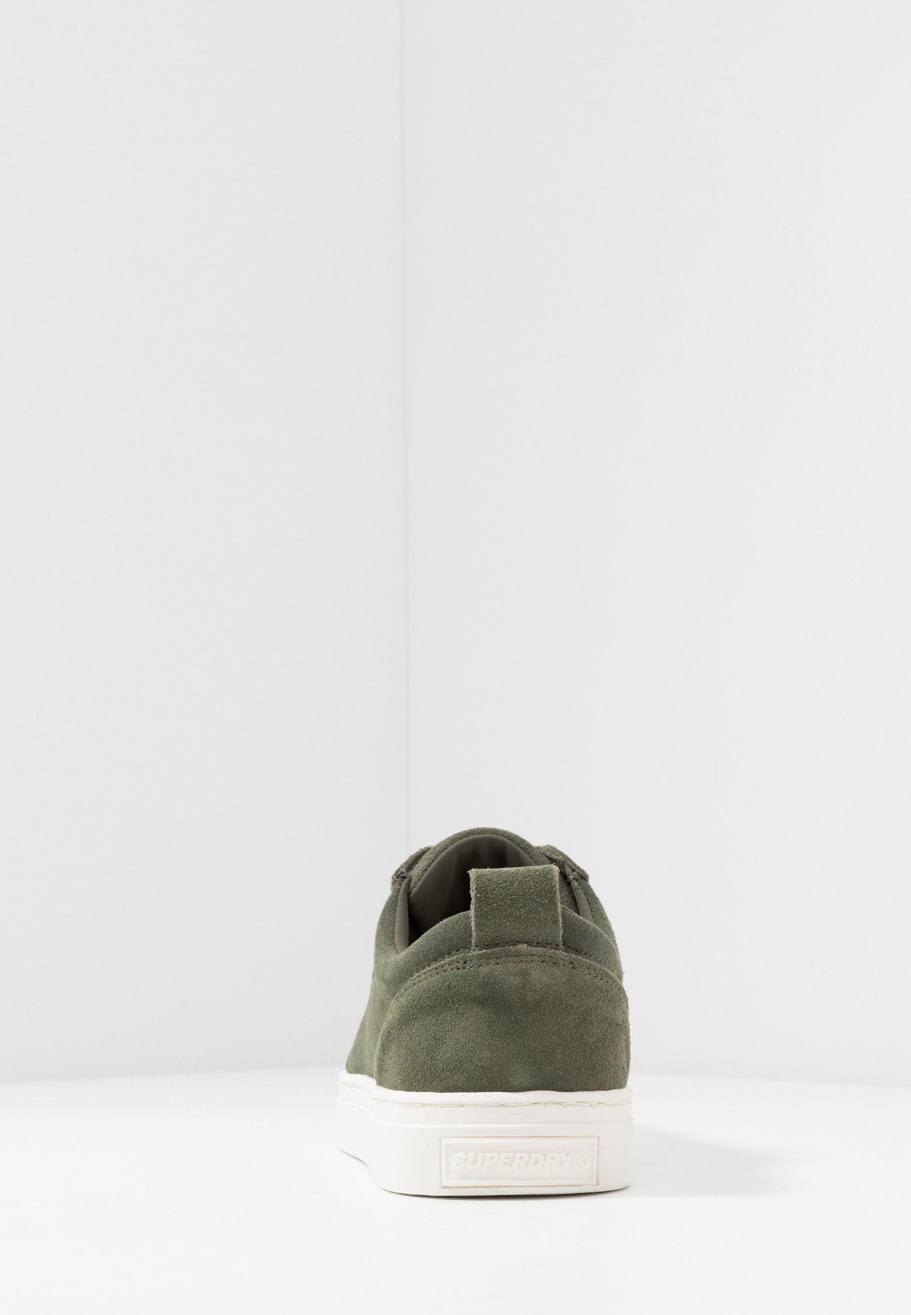 Superdry Truman Premium - Sneakers Laag Khaki Goedkope Schoenen