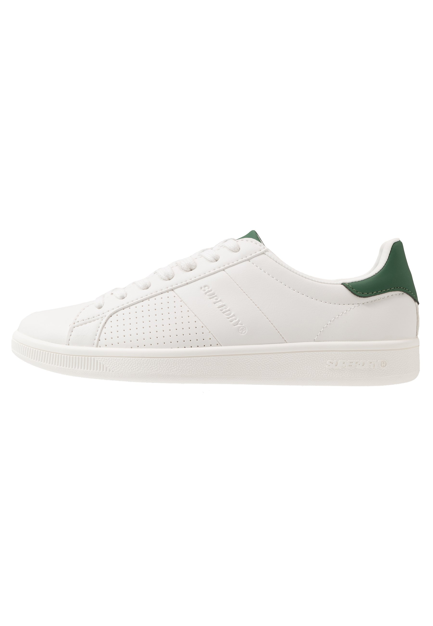 SLEEK CUPSOLE TRAINER Sneakers laag whiteforest pine