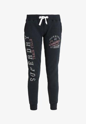 TRACK & FIELD   - Pantalon de survêtement - eclipse navy