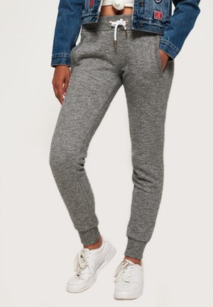 ORANGE LABEL ELITE - Spodnie treningowe - grey
