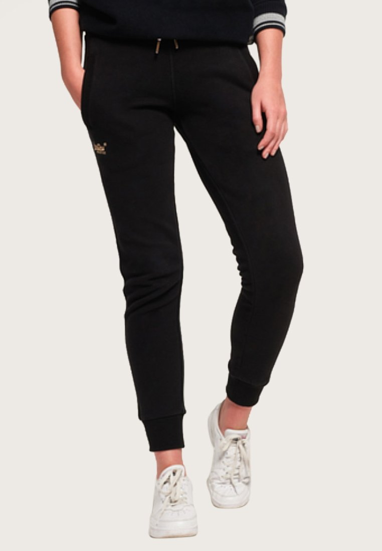 Superdry - ORANGE LABEL ELITE - Trainingsbroek - black