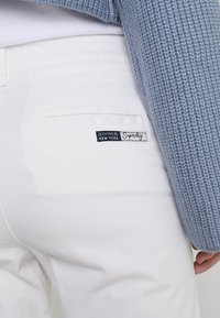 Superdry - CITY - Chinos - optic white - 4