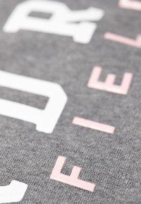 Superdry - Spodnie treningowe - dark grey - 5
