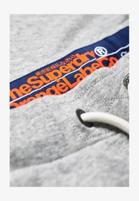Superdry - ORANGE LABEL  - Pantalones deportivos - grey - 3