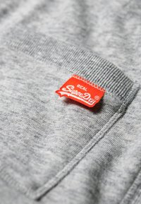 Superdry - ORANGE LABEL  - Pantalones deportivos - grey