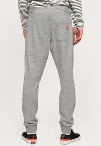 Superdry - ORANGE LABEL  - Pantalones deportivos - grey - 2