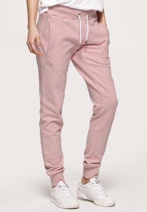 ORANGE LABEL  - Spodnie treningowe - pink faded
