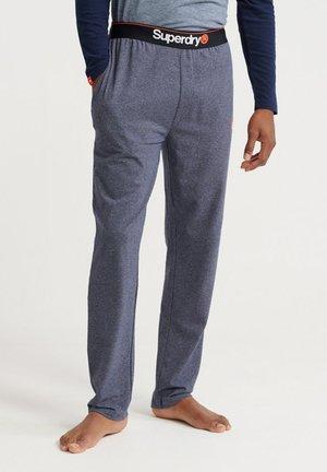 Pantalón de pijama - lounge navy feeder
