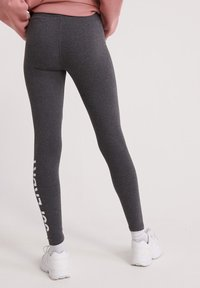 Superdry - DEYSI  - Leggingsit - dark grey - 2