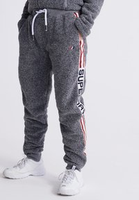 Superdry - POLAR SPORT - Broek - grey marl - 0