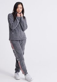 Superdry - POLAR SPORT - Broek - grey marl - 1