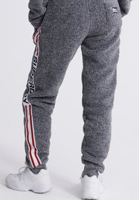 Superdry - POLAR SPORT - Broek - grey marl - 2