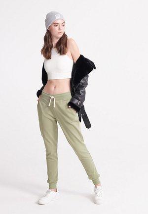 STANDARD LABEL  - Pantaloni sportivi - oil green