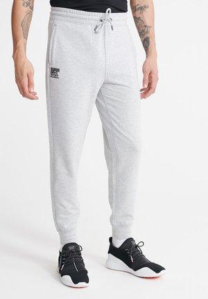 FLEX - Tracksuit bottoms - light grey