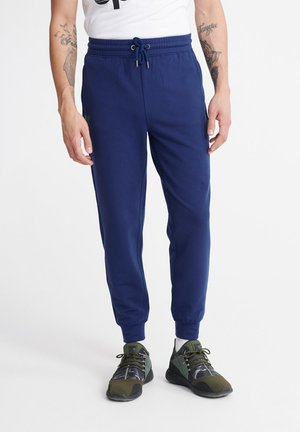 FLEX - Pantalon de survêtement - beechwater blue