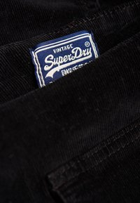 Superdry - BILLIE - Mini skirt - black - 5