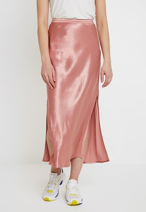 JERRY SKIRT - Jupe longue - luxe pink