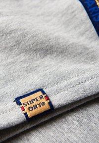 Superdry - TAYLOR - Spódnica mini - pebble grey - 4