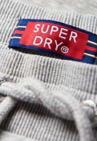 Superdry - TAYLOR - Spódnica mini - pebble grey - 5