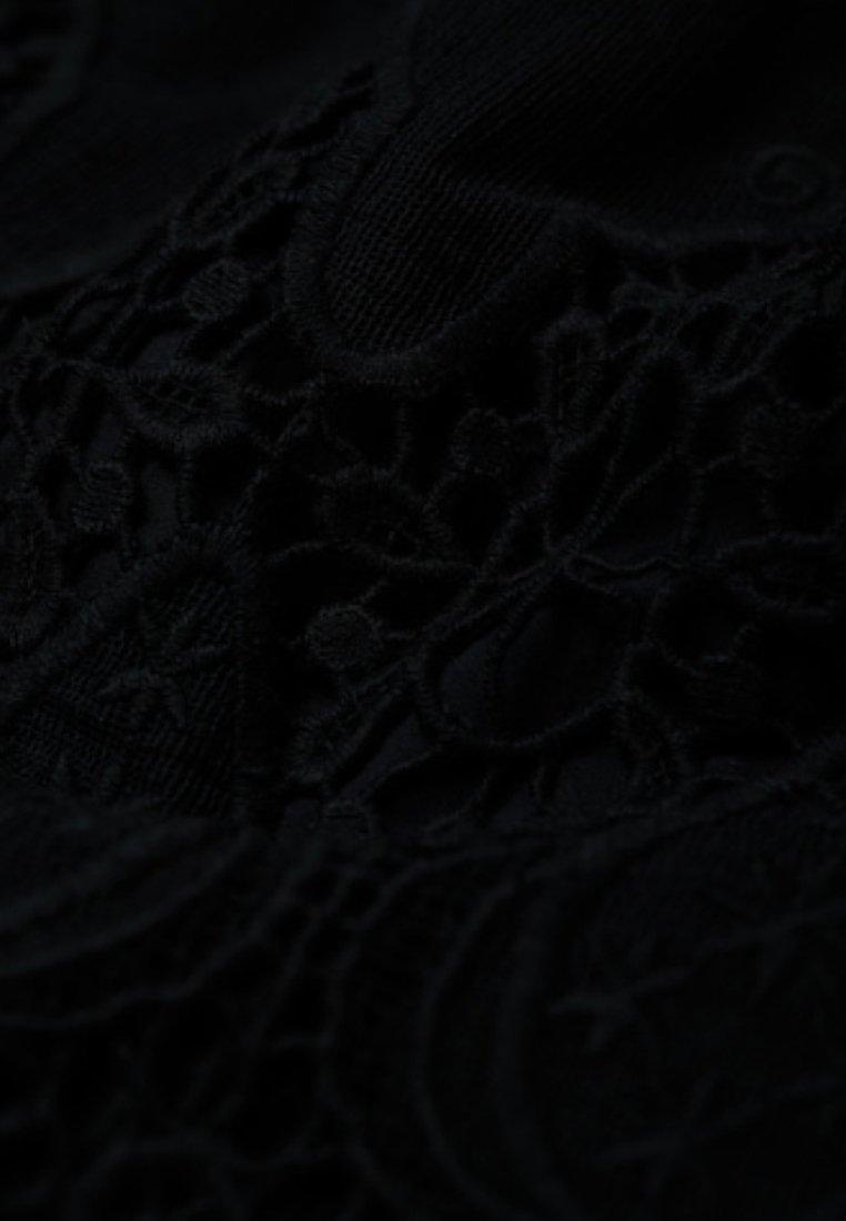 Superdry AMANDA - Gonna a campana black