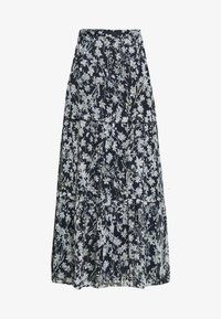 Superdry - MARGAUX SKIRT - Maxiskjørt - navy