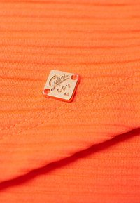 Superdry - Korte jurk - corail fluro - 5