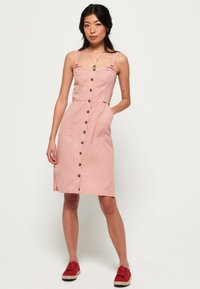 Superdry - MILA - Day dress - pink - 1