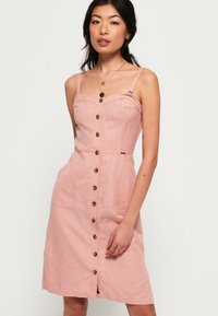 Superdry - MILA - Day dress - pink - 0