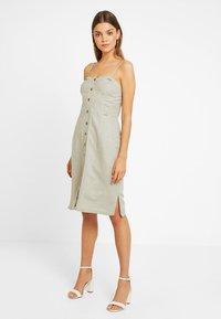 Superdry - MILA - Day dress - light khaki - 0