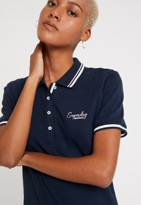 Superdry - POLO DRESS - Day dress - nautical navy - 3
