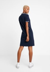 Superdry - POLO DRESS - Day dress - nautical navy - 2