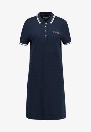 POLO DRESS - Day dress - nautical navy
