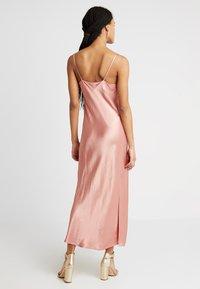 Superdry - BIANCA SLIP DRESS - Ballkleid - luxe pink - 3