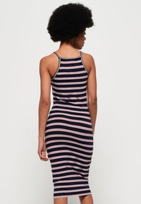 Superdry - Tiana - Tubino - red /  white striped - 2