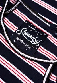 Superdry - Tiana - Tubino - red /  white striped - 4