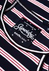 Superdry - Tiana - Etuikleid - red /  white striped