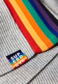 Superdry - SPORTY  - Korte jurk - grey - 5