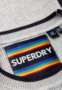 Superdry - SPORTY  - Korte jurk - grey - 4