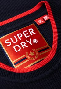 Superdry - SPORTY  - Robe d'été - eclipse navy - 4