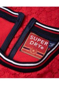 Superdry - Sukienka letnia - red - 4