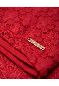 Superdry - Sukienka letnia - red - 5