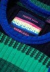 Superdry - Strickkleid - yellow/green