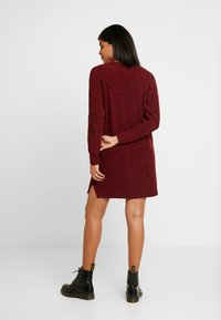 Superdry - MARISSA DRESS - Jumper dress - rust - 2
