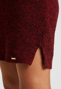 Superdry - MARISSA DRESS - Jumper dress - rust - 5