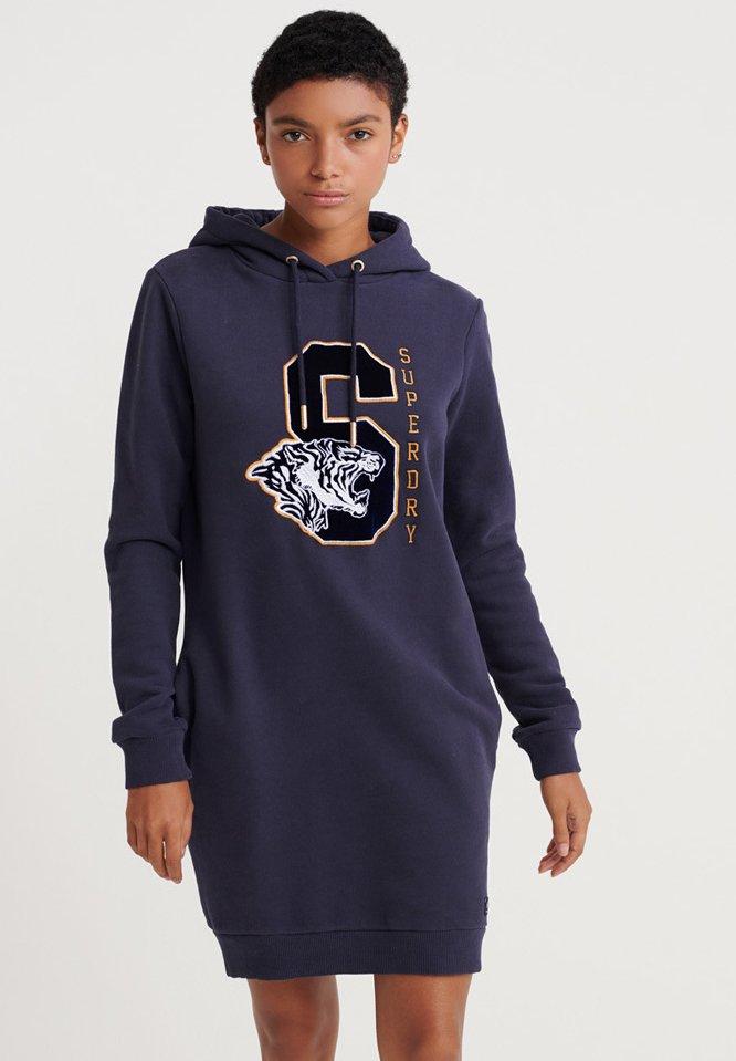 Superdry - Korte jurk - blue