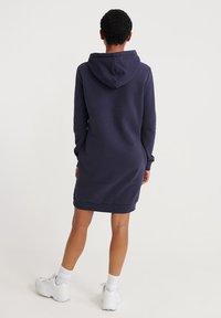 Superdry - Korte jurk - blue - 2