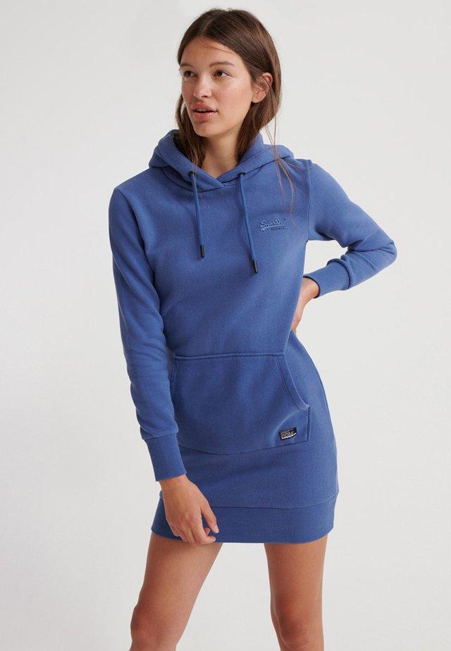 ORANGE LABEL  - Vestido informal - blue