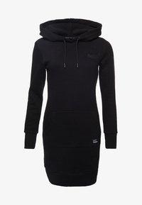 Superdry - ORANGE LABEL  - Korte jurk - black - 4