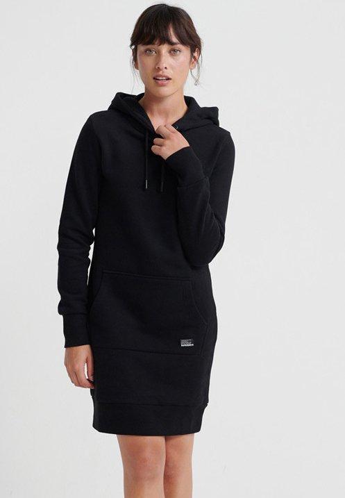 Superdry - ORANGE LABEL  - Korte jurk - black