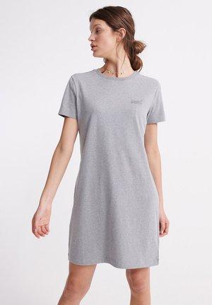 ORANGE LABEL - Jersey dress - grey